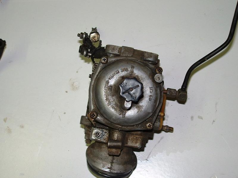 Réfection des carburateurs Solex et Zenith CD175 [Résolu] - Page 2 Dscf0083