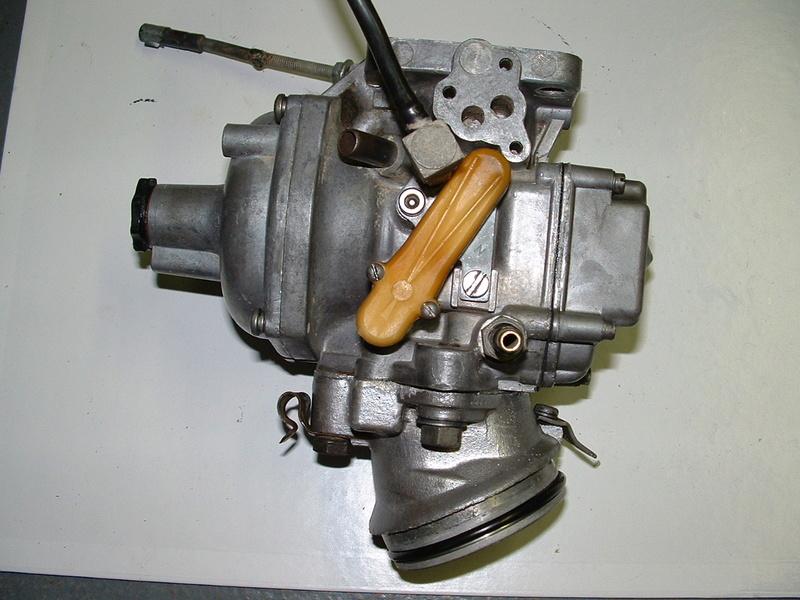 Réfection des carburateurs Solex et Zenith CD175 [Résolu] - Page 2 Dscf0093