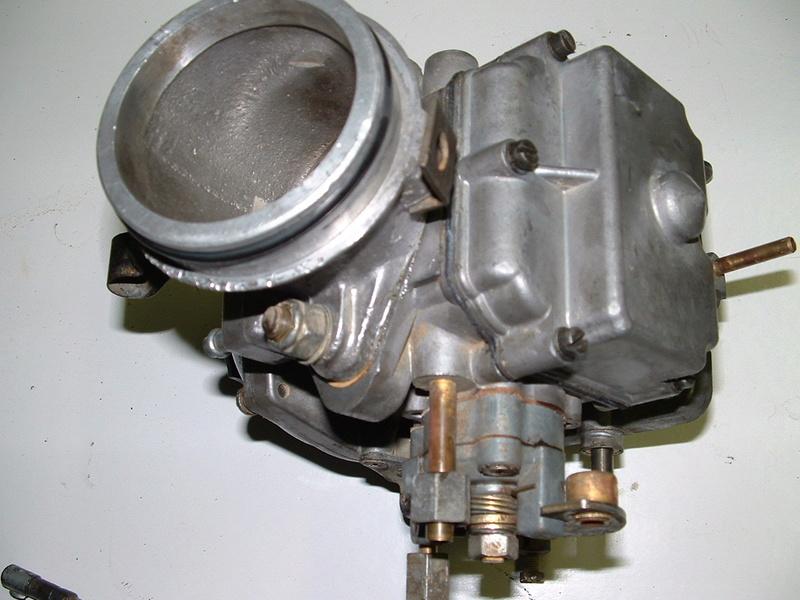 Réfection des carburateurs Solex et Zenith CD175 [Résolu] - Page 2 Dscf0094