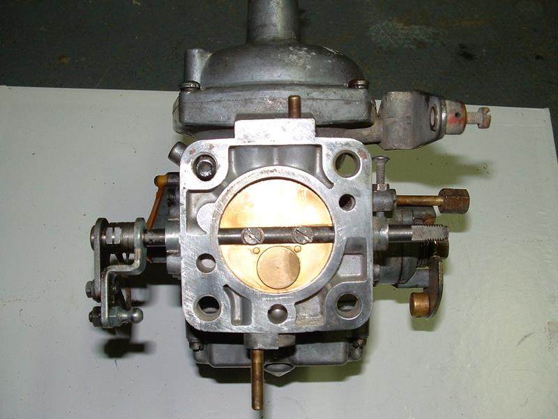 Réfection des carburateurs Solex et Zenith CD175 [Résolu] - Page 2 Dscf0095
