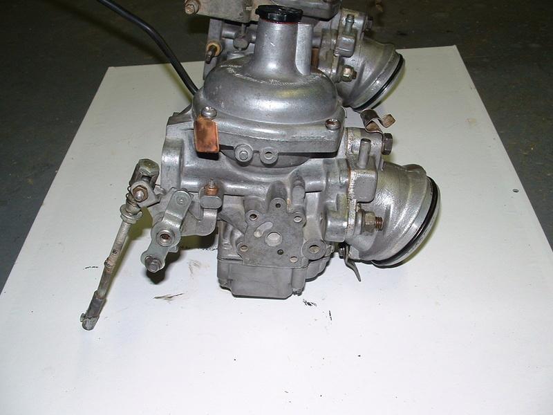 Réfection des carburateurs Solex et Zenith CD175 [Résolu] - Page 2 Dscf0096