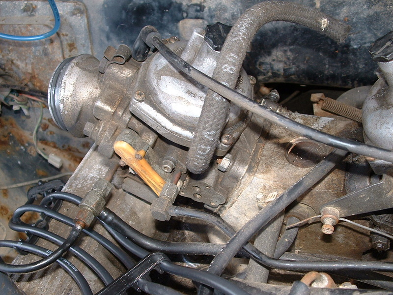 Réfection des carburateurs Solex et Zenith CD175 [Résolu] - Page 3 Dscf0098
