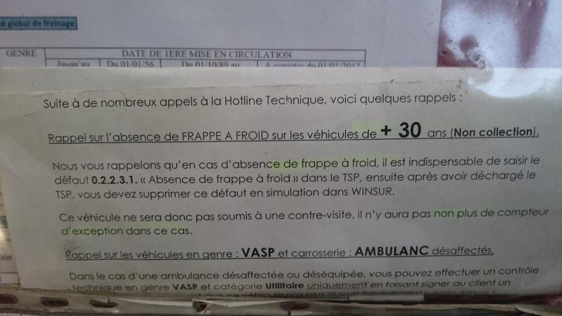 CT Classic  [Résolu] Frappe10