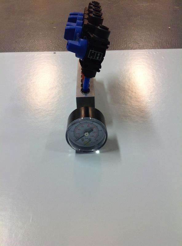 contrôle des pressions sur réseau pneumatique EAS Image71