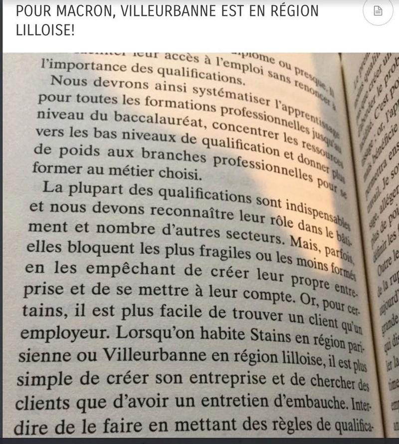 LA VIE SOUS MACRON  - Page 11 Macron10