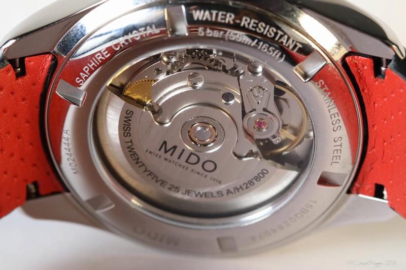 Mido - [Revue] Mido Belluna Heures & Minutes décentrées Img_9820