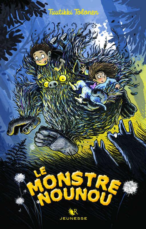 TOLONEN Tuutikki -  Le monstre nounou 97822215