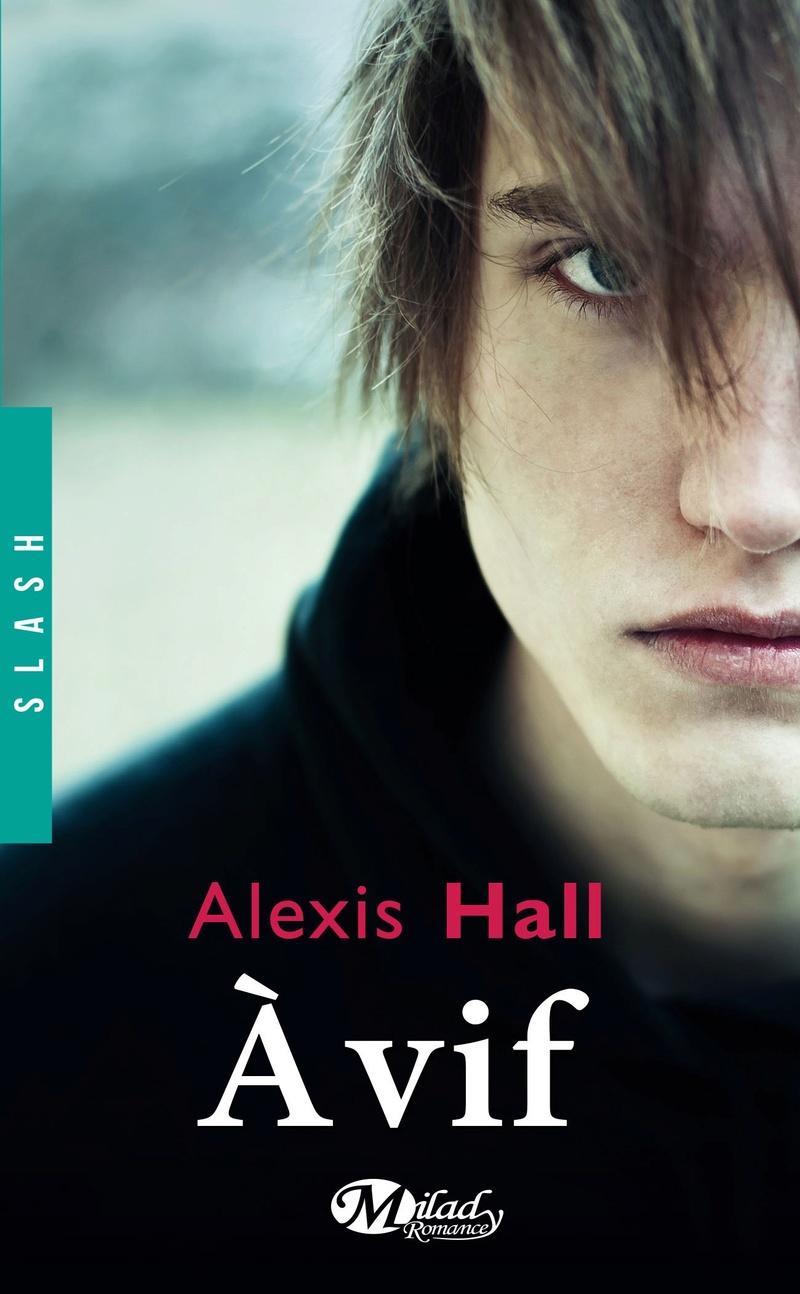 HALL Alexis - À vif A_vif10