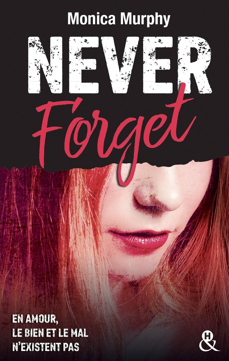 MURPHY Monica - Never Forget - Tome 1 Forget10