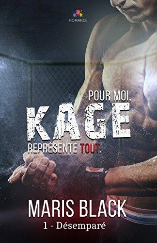 BLACK Maris - KAGE - Tome 1 : Désemparé Kage10