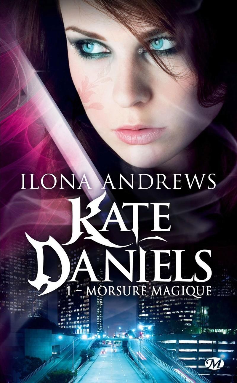 ANDREWS Ilona - Kate Daniels - Tome 1 : Morsure Magique Kate_010
