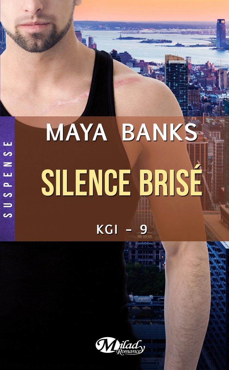 BANKS Maya - KGI - Tome 9 : Silence brisé Kgi10