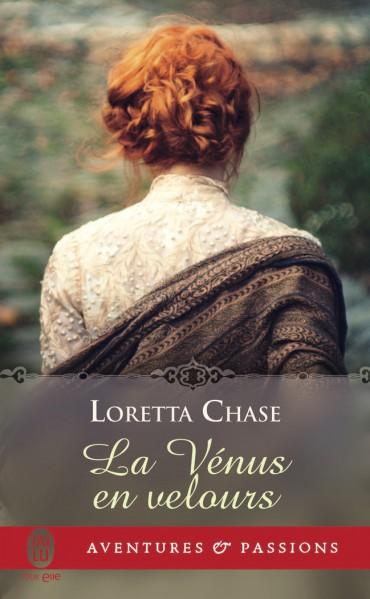 CHASE Loretta - La Vénus en velour La-ven10