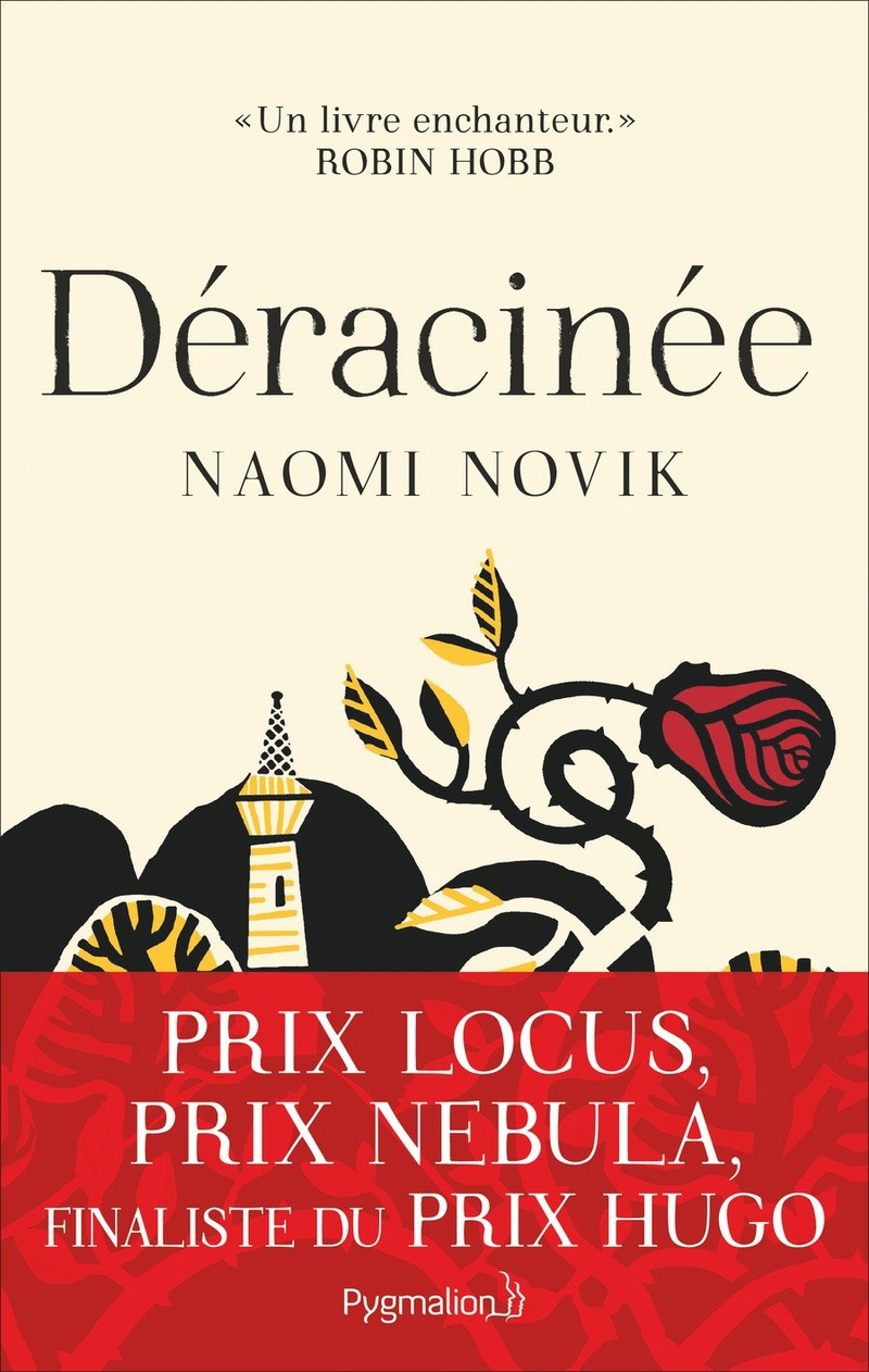 NOVIK Naomi - Déracinée Nova10