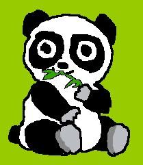 Petits dessins. Panda10
