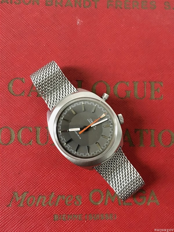 "[vends] omega chronostop ""driver"" 145 010 calibre 865 de 1968 657_gf10"