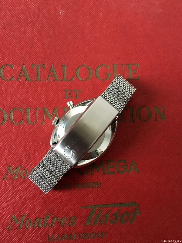 "[vends] omega chronostop ""driver"" 145 010 calibre 865 de 1968 669_gf10"
