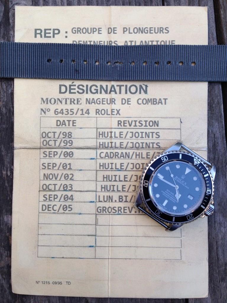 Votre montre du jour - Page 30 Helpde10