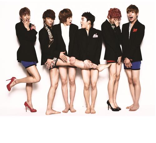 [K-POP] Teen Top Teento10