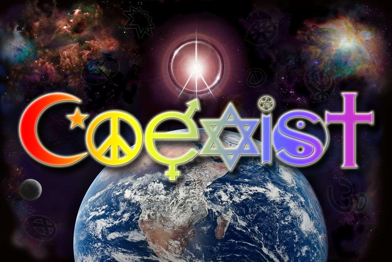 Coexist Wallpaper 7081210