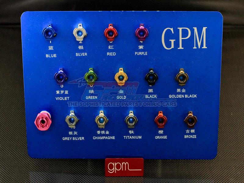 [NEW] Châssis 1/16 alu/aluminium par GPM Racing Gpm_pa10