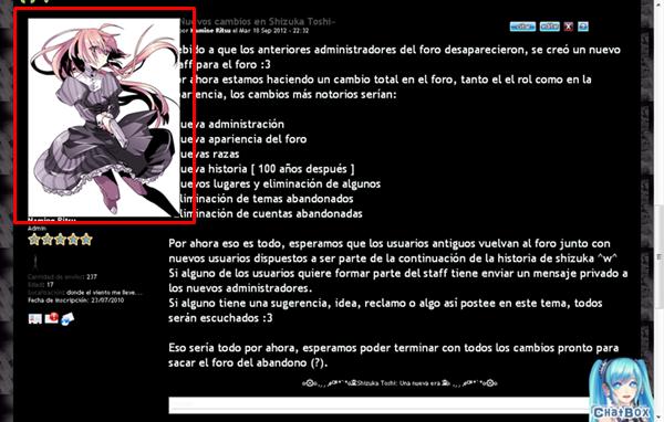 Redimencionar el avatar de todos los usuarios Caappp10