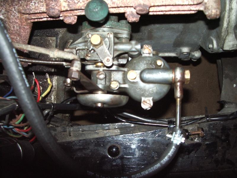 carburateur solex 26 BF Imgp6514