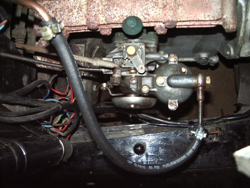 carburateur solex 26 BF Imgp6516