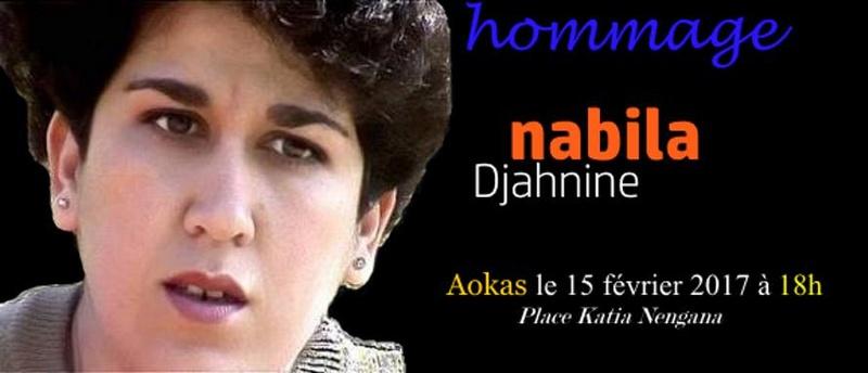 Hommage à Nabila Djahnine Aokas 15 février 2017 16508910