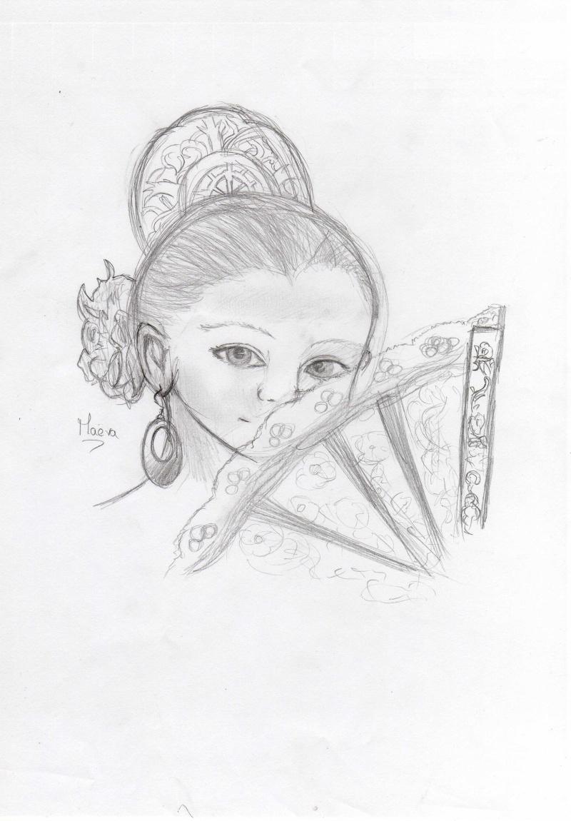 Mes dessins sur l'espagne  Img01910