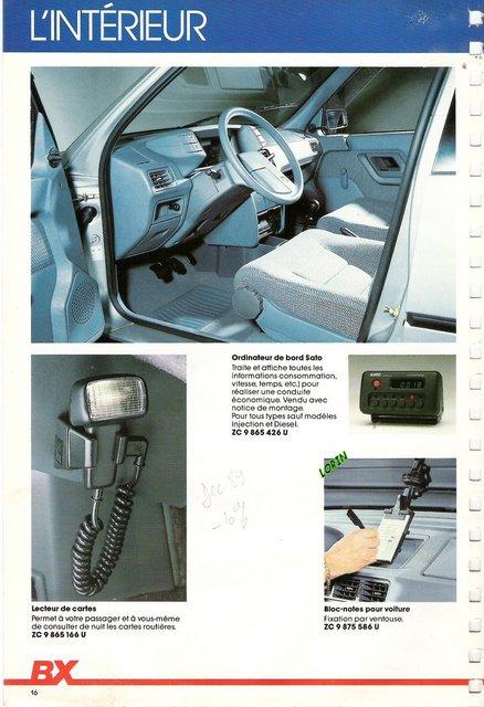 Citroën BX 19 Digit : Créative technologie - Page 5 Access10