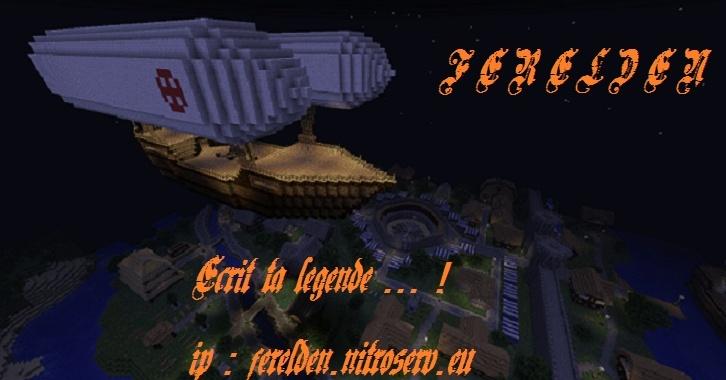 Ferelden-Minecraft
