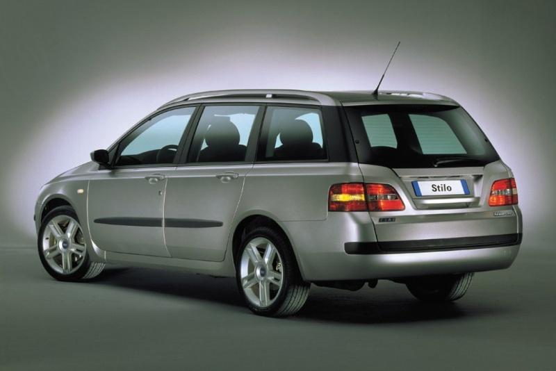 Fiat Stilo 3/5 porte /station wagon Fiat-s10
