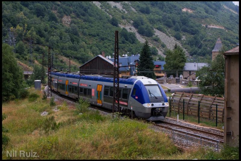 Album Photos de la ligne Toulouse - Latour de Carol - Page 2 79376417