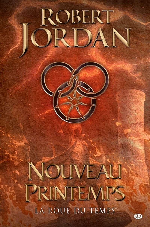 JORDAN Robert - LA ROUE DU TEMPS - Préquelle : Nouveau Printemps La-rou12
