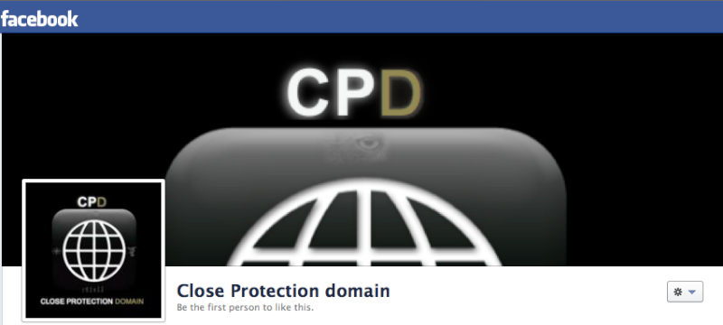 Find the CPD Facebook page Screen77