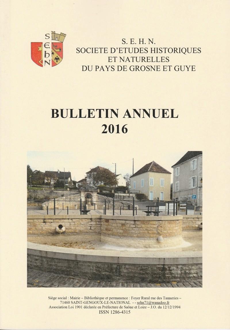 Nos publications Bul_2010