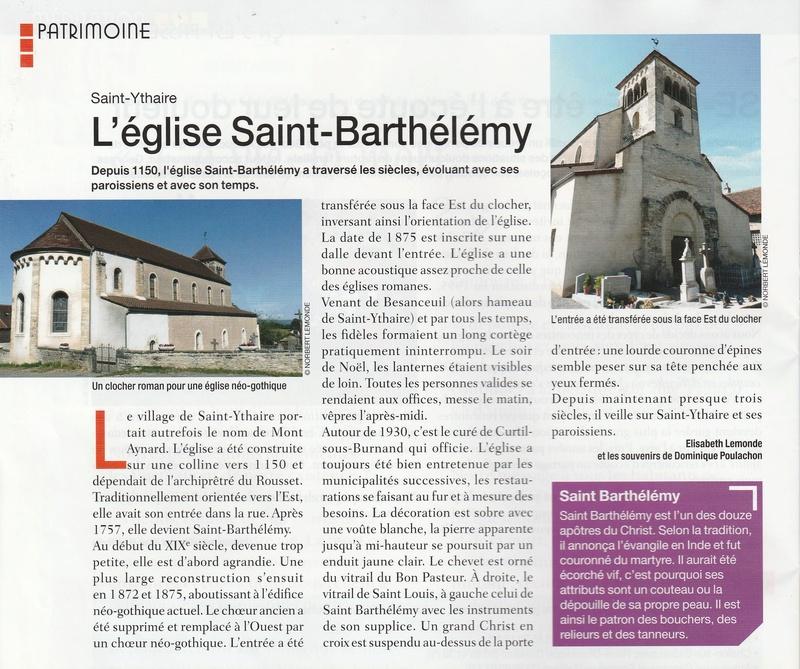 ASP Saint Louis,  Connaitre les églises de notre paroisse St_yth10