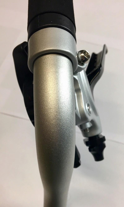 Commandes de vitesse 2017 : montage Bm210