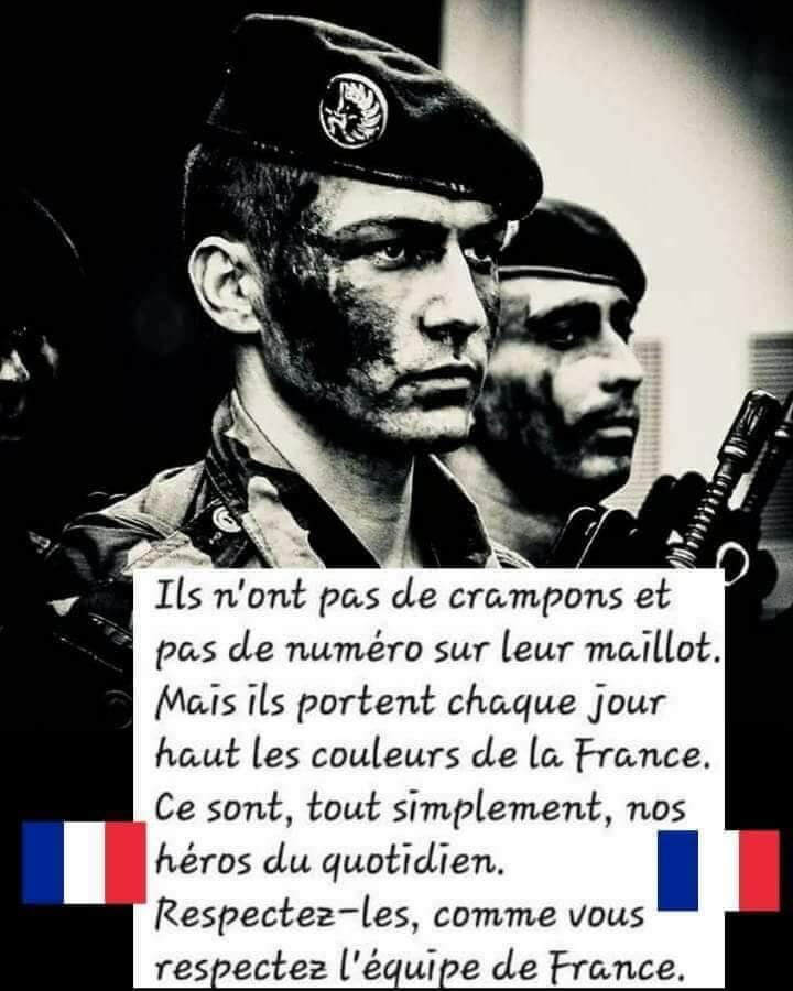 Victoire des bleus : L'hommage rendu à un caporal-chef blessé au Mali 37596810