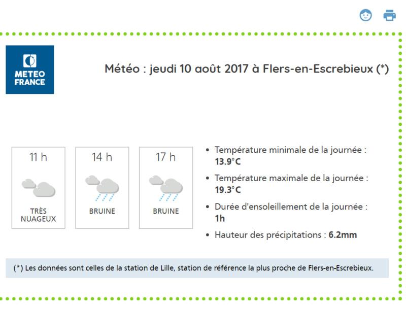 2017: le 10/08 à 22h30 - Boules lumineuses en file indienne -  Ovnis à Flers-En-Escrebieux - Nord (dép.59) Captur18