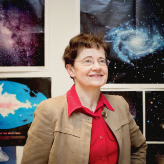 Françoise Combes, imaginer l'univers Franco10