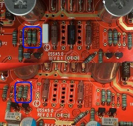 Amplificateur USSA: Dans le ventre de la bête - construction par Pinnocchio - Page 5 Questi10