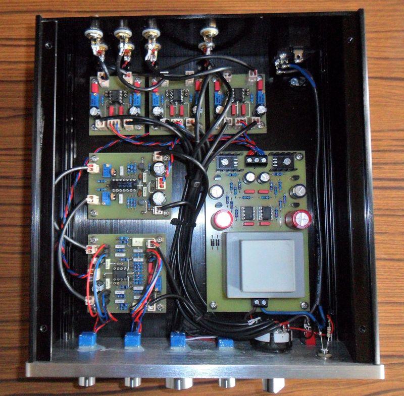 Pré-ampli avec AMB pcb basé sur OPFab-01 - Page 2 Sam_2510