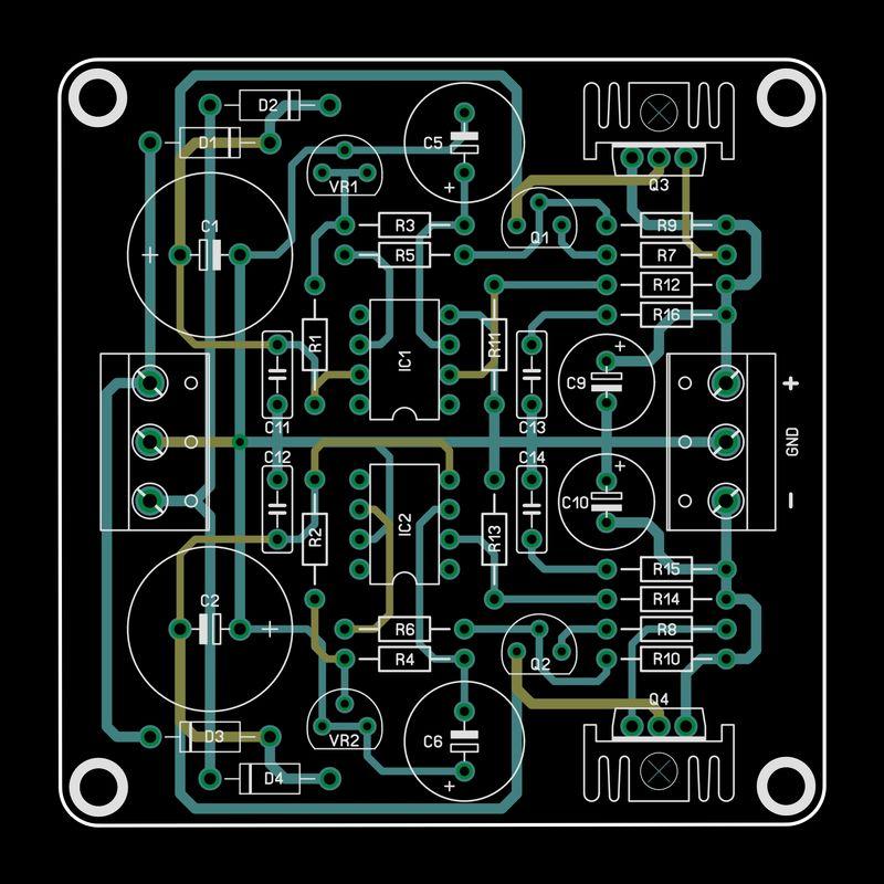 Pré-ampli avec AMB pcb basé sur OPFab-01 - Page 2 Zt15va10