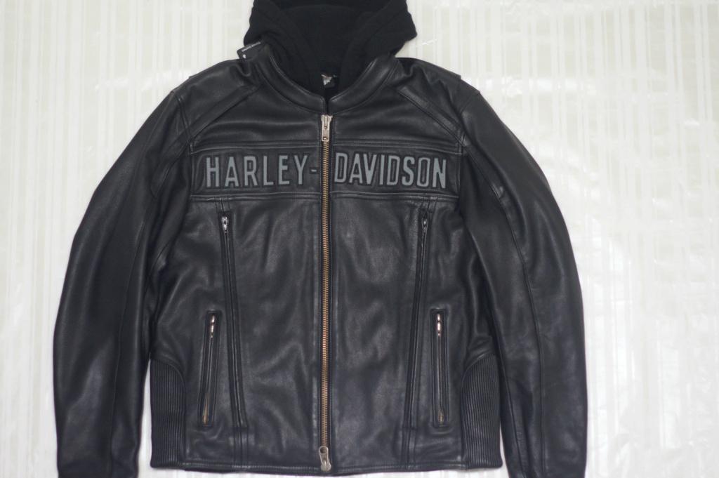 Blouson Harley Davidson Road Warrior en XL S-l16010