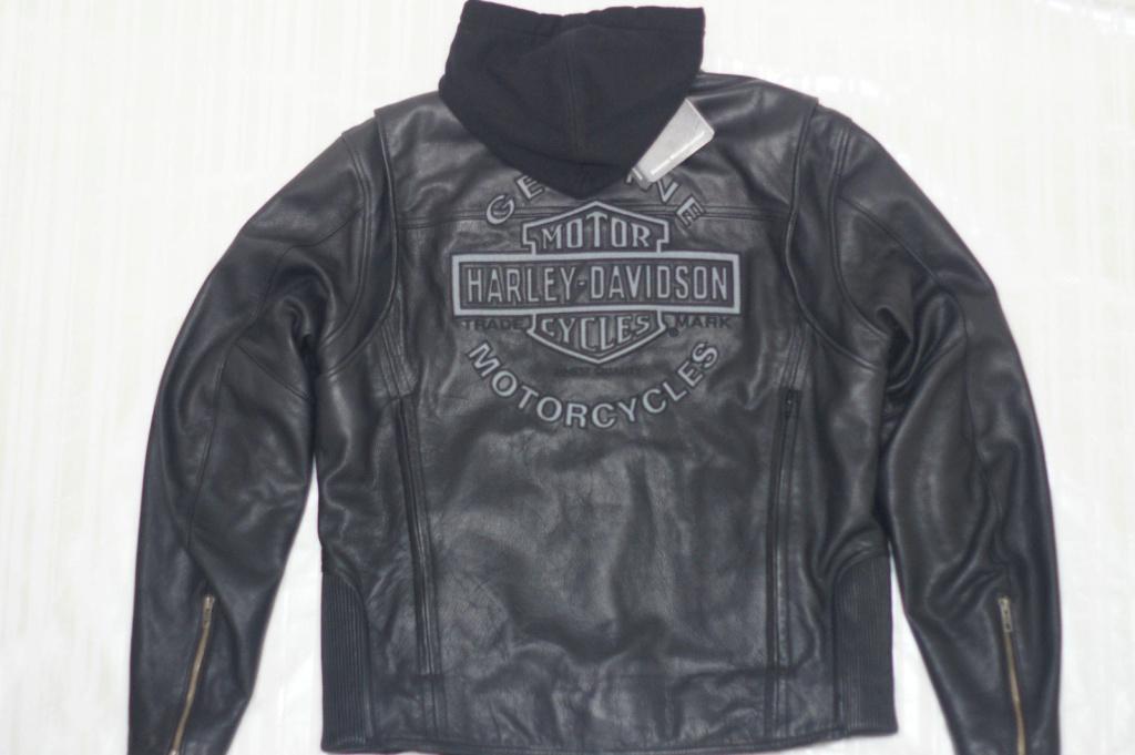 Blouson Harley Davidson Road Warrior en XL S-l16011