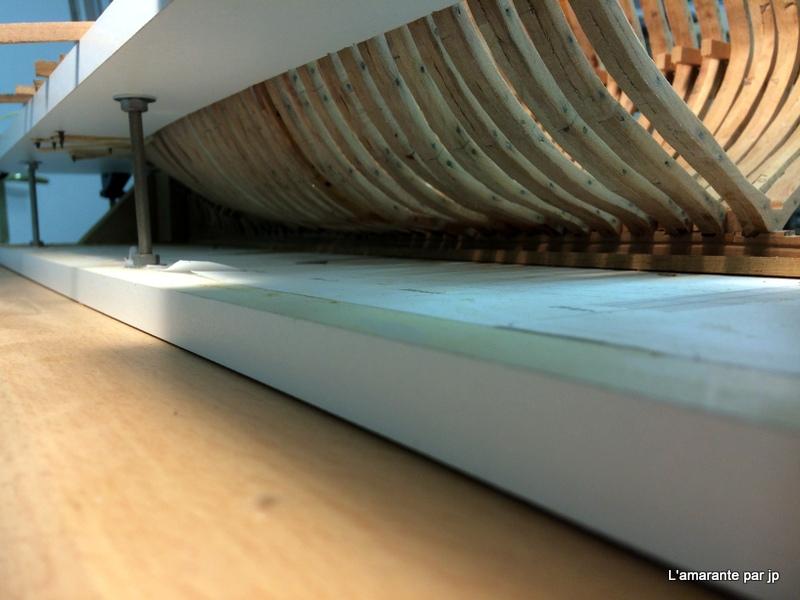 l'amarante corvette de 1747  sur plan de Mr Delacroix  - Page 5 1-img_22