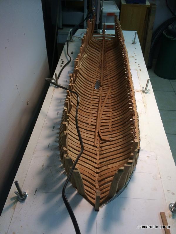 l'amarante corvette de 1747  sur plan de Mr Delacroix  - Page 5 2-img_21