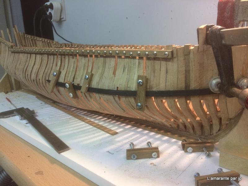 l'amarante corvette de 1747  sur plan de Mr Delacroix  - Page 6 3-img_22